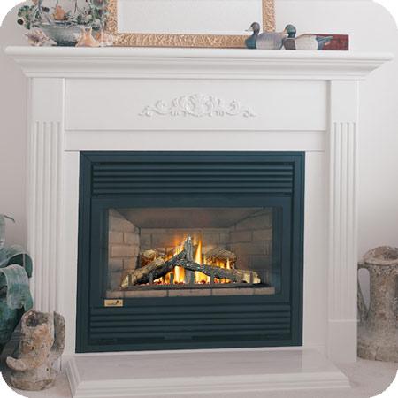 Select Fireplaces - Edmonton - wood, gas, electric ...