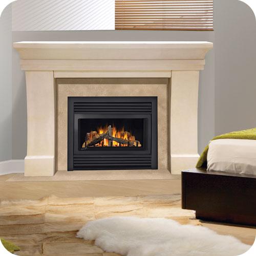 Select Fireplaces Edmonton wood gas electric